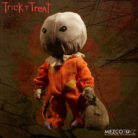 Mezco Trick 'r Treat figurine Mega Scale Sam 38 cm