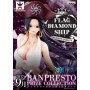 Banpresto One Piece Flag Diamond Ship Boa Hancock