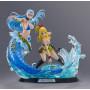 Tsume Figurine Fairy Tail Lucy Heartfilia et Aquarius