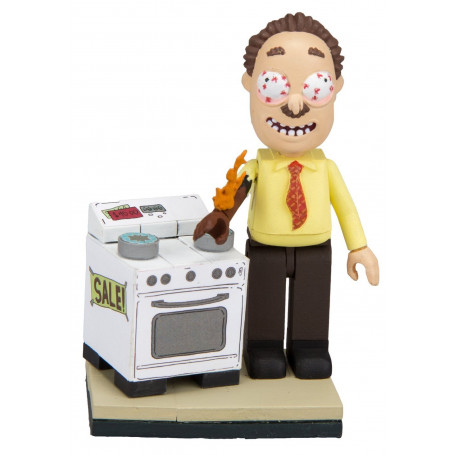 McFarlane Rick and Morty Ants in My Eyes