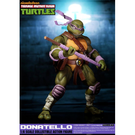 Dream EX TMNT Donatello 1/6 Scale Tortues Ninja