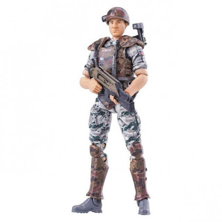 Hiya Toys Aliens Colonial Marines figurine 1/18 Hudson 10 cm
