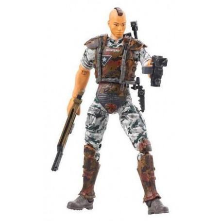 Hiya Toys Aliens Colonial Marines figurine 1/18 Quintero 10 cm