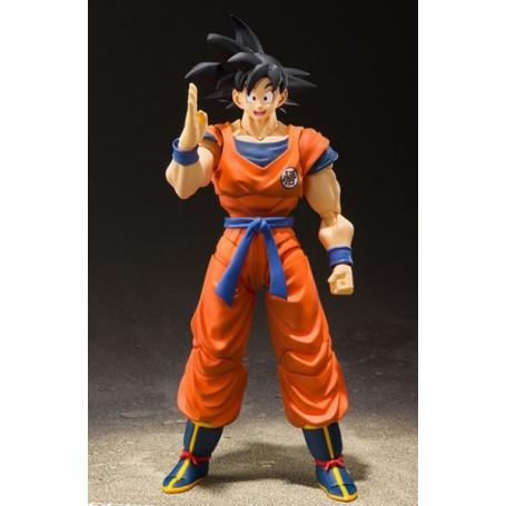 Bandai Dragon Ball Z Son Goku V.2 SH Figuarts