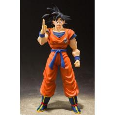 Bandai Dragon Ball Z Son Goku V.2 (arc Saiyans) SH Figuarts