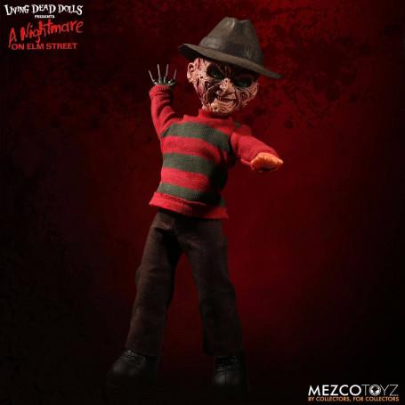 Mezco Living Dead Doll Freddy