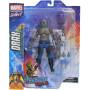 Diamond Marvel Select Figurine Drax et Baby Groot Les gardiens de la galaxie