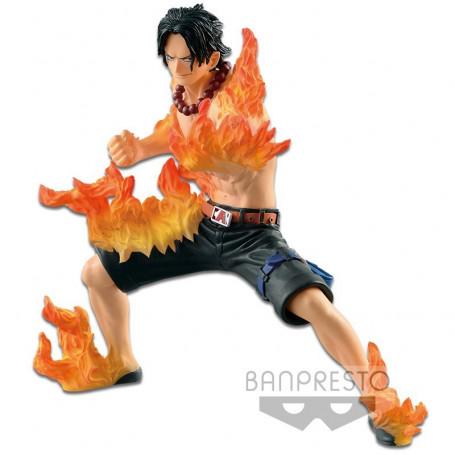 Banpresto One Piece figurine Abiliators Portgas D. Ace 16 cm