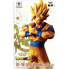 Banpresto DXF Dragon Ball Super SonGoku SSJ2
