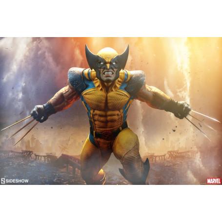 Sideshow Marvel X-Men statue Premium Format PF Wolverine
