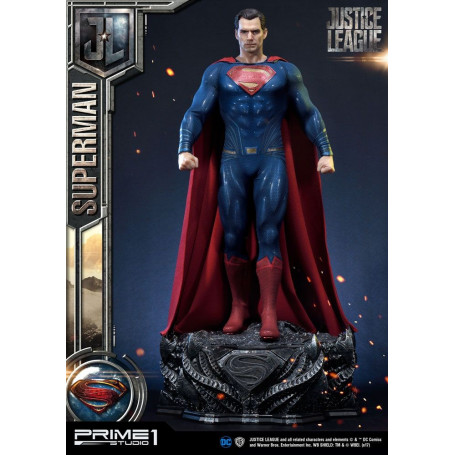 Prime 1 Studio DC Comics statue Justice league Superman 84cm