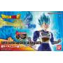Bandai FIGURE-RISE DRAGON BALL SUPER - SUPER SAIYAN GOD VEGETA Model Kit