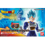 Bandai FIGURE-RISE DRAGON BALL SUPER - SUPER SAIYAN GOD VEGETA Model Kit