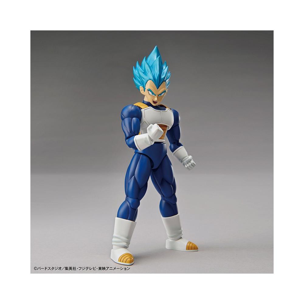 Bandai Figure Rise Dragon Ball Super Super Saiyan God Vegeta Model