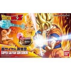 Bandai FIGURE-RISE DRAGON BALL Z - SUPER SAIYAN SON GOKOU Model Kit