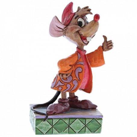 "Enesco Disney Showcase Jack - Jaq ""Thumbs Up!"""