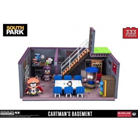 South Park jeu de construction Deluxe Cartman's Basement