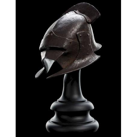 Weta Le Hobbit réplique 1/4 casque Uruk Hai Swordman