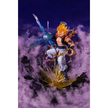 Bandai Dragon Ball Z Figuarts Zero - Gogeta SSJ