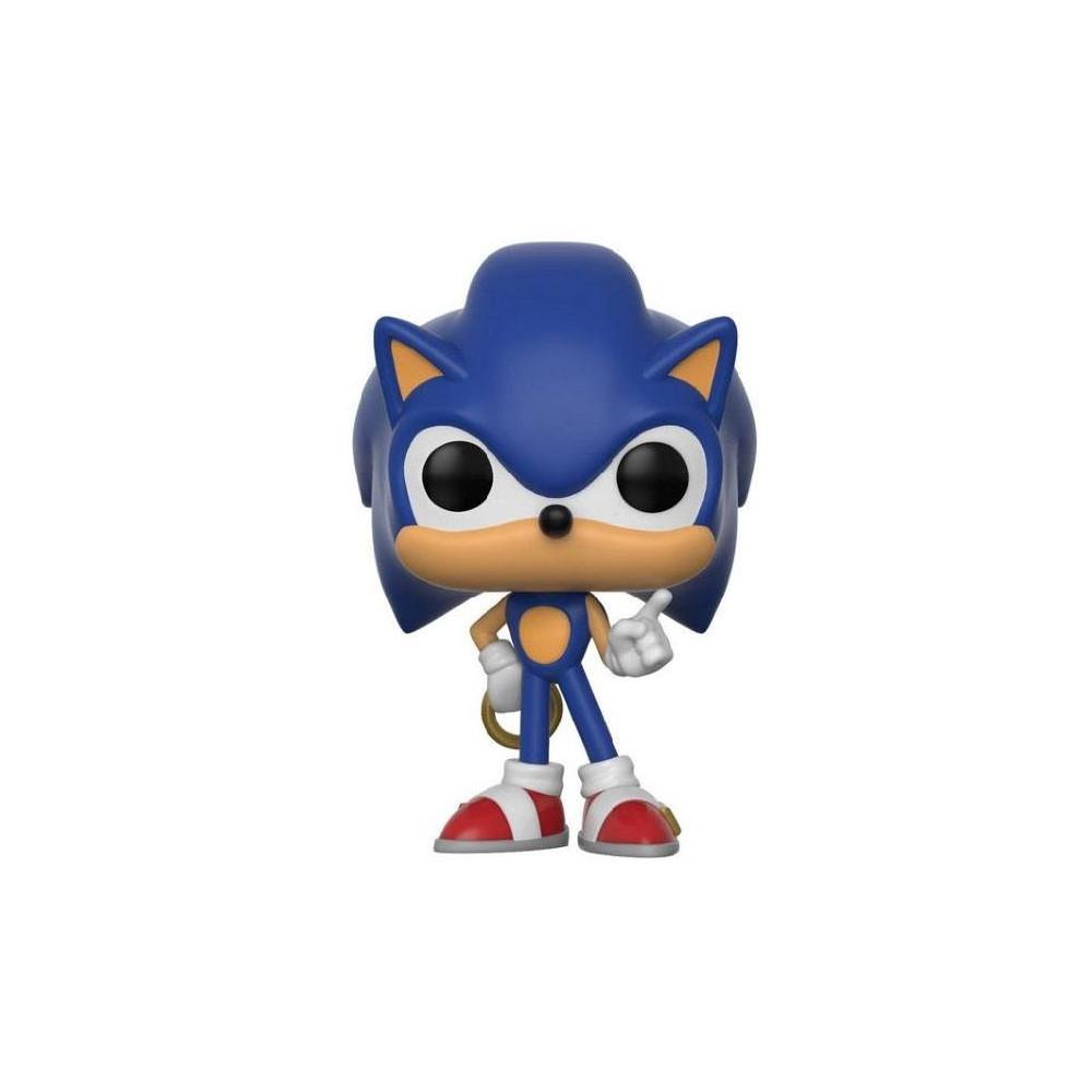 Funko Pop Sonic The Hedgehog Figurine Collector