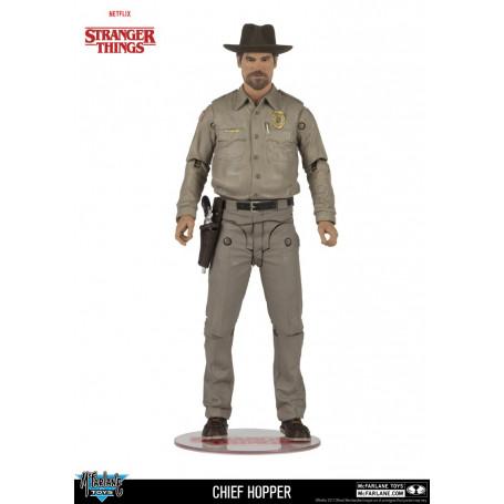Mac Farlane Stranger Things Chief Hopper
