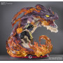 Tsume Statue Fairy Tail Natsu Dragon Slayer HQS+