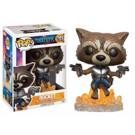 Funko POP les gardiens de la galaxie - Rocket