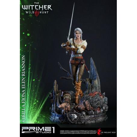 Prime One studio Witcher 3 Wild Hunt statue Ciri