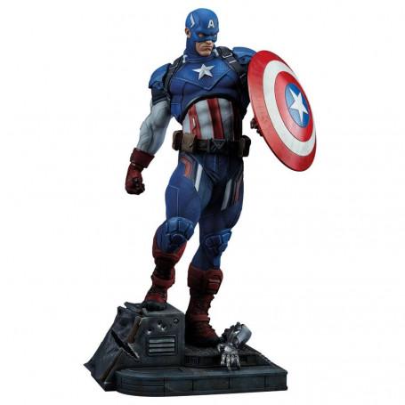 Sideshow statue Premium Format Marvel Comics Captain America