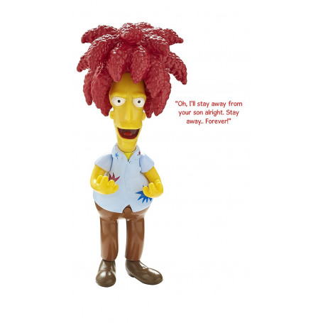 The Simpsons Sideshow Bob Talking Figure