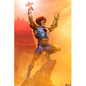 Sideshow Thundercats - Cosmocats Statue Lion-O Starlion 69cm