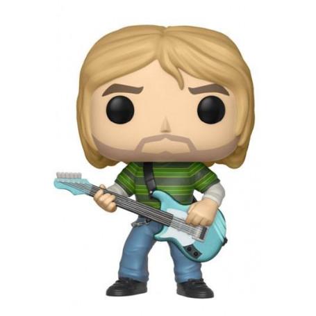 Funko POP Rock Series 3 Kurt Cobain - Teen Spirit