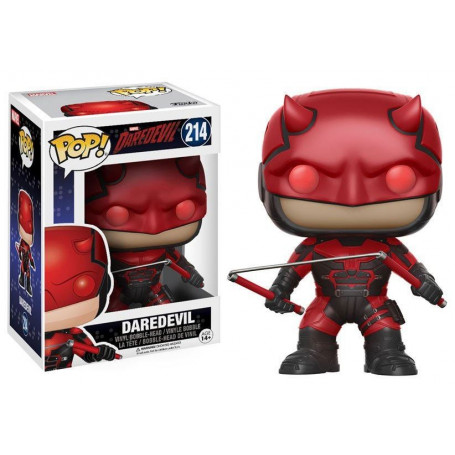 Funko POP Daredevil Bobble Head Daredevil