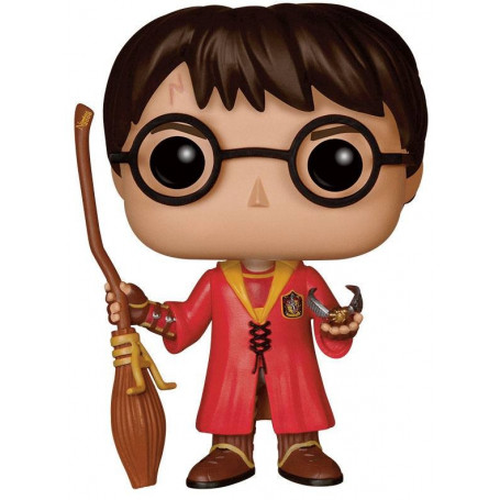 Funko POP Harry Potter Movies Harry Potter Quidditch