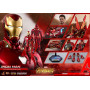 Hot Toys Avengers Infinity War figurine Diecast Movie Masterpiece 1/6 Iron Man Mark 48 - 32 cm