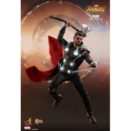 Hot Toys Avengers Infinity War figurine 1/6 Thor 32 cm