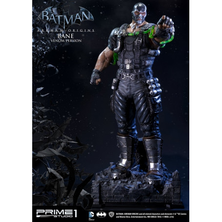Prime One Studio Statue Batman Bane Venom Version