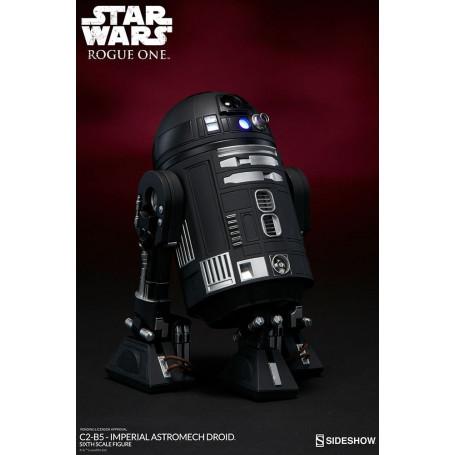 Sideshow Star Wars 1/6 C2-B5 Astromech Droid Rogue One