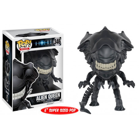 "Funko POP Movie: Aliens - Alien Queen - 6"" Supersized Pop"