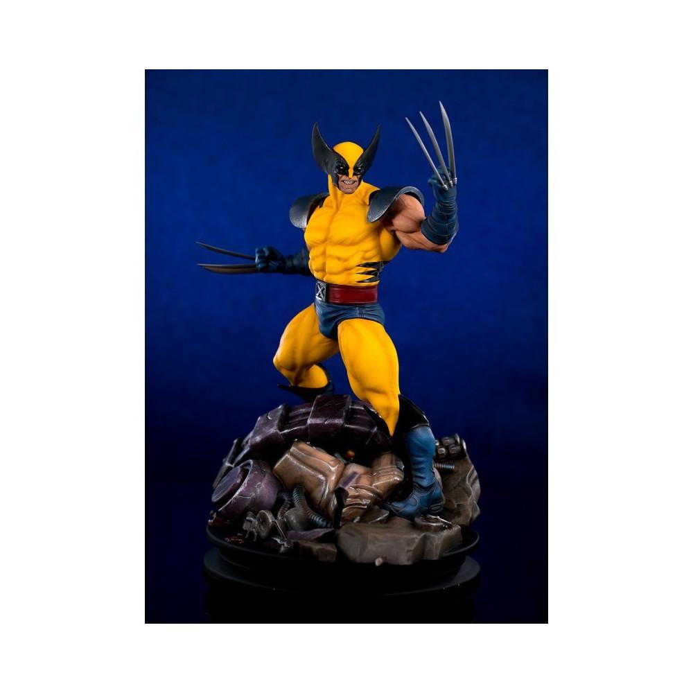 Vos précommandes pour l'année 2018 - Page 2 Marvel-semic-wolverine-16th-marvel-collectible-statue