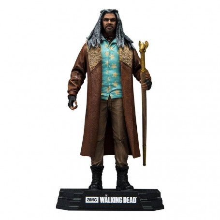 Mcfarlane Ezekiel Walking Dead TV figurine Color Tops