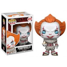 Funko Pop Pennywise (with boat) - IT - CA