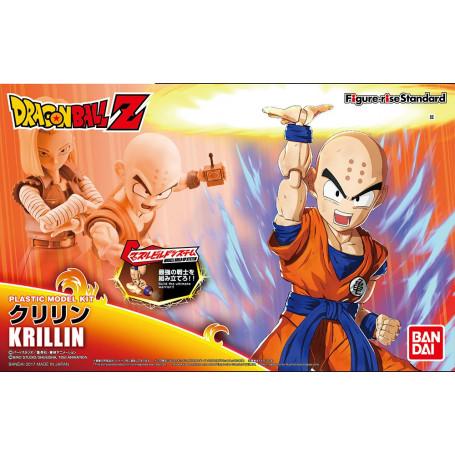 Bandai FIGURE-RISE DRAGON BALL Z Krillin Maquette Model Kit