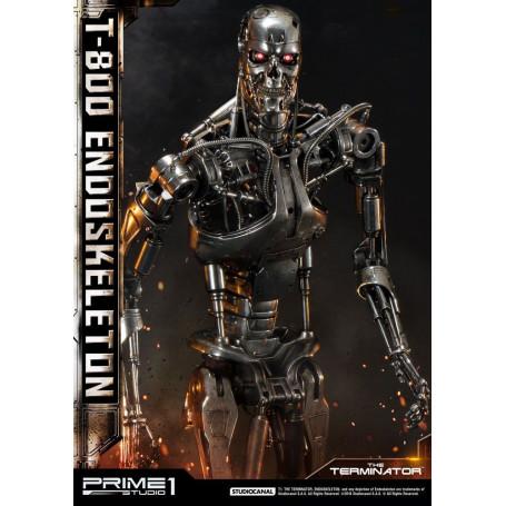 Prime 1 Studio Terminator Endoskeleton 1/2 T-800