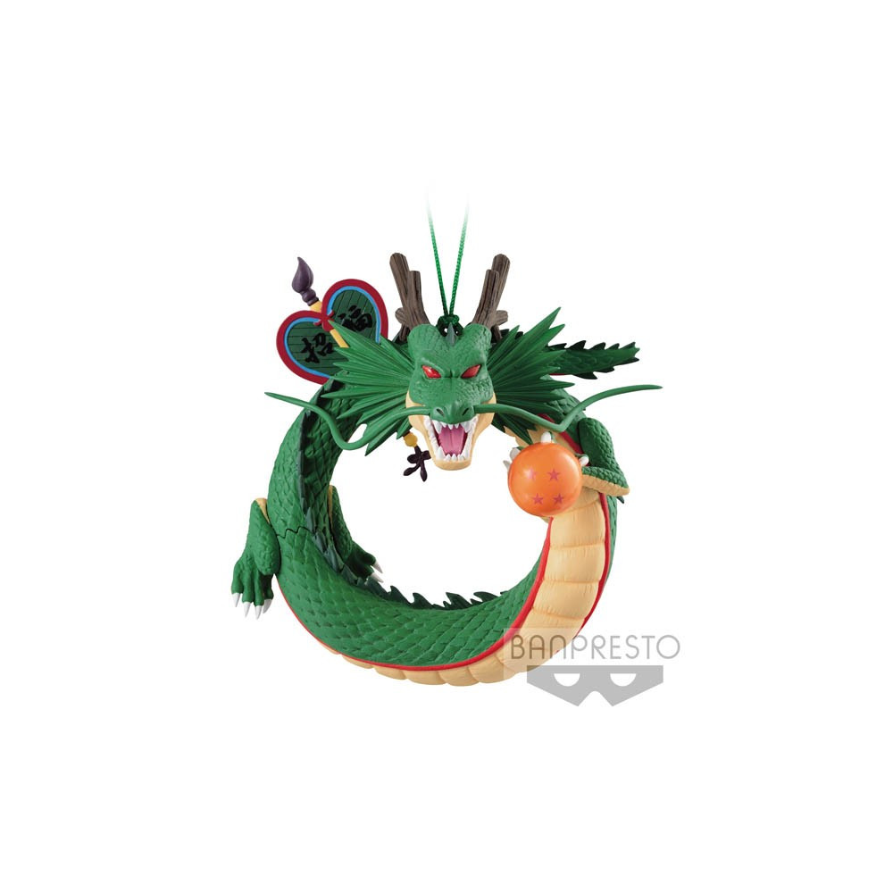 Banpresto dragonball shenron new year collection for Decoration dragon ball