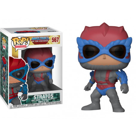 Funko POP Maitres de l'univers - Stratos