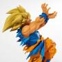 Banpresto Dragon Ball Z - Son Gokou kameha - World Figure Colosseum