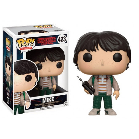 Funko POP 423 Stranger Things Mike