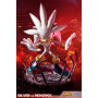 First For Figures Sonic Silver Statue