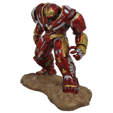 Avengers Infinity War Marvel Milestones statuette Hulkbuster 41 cm